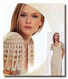 contra la crisis yo elijo...COSER: Crochet fashion (el ganchillo está de moda)