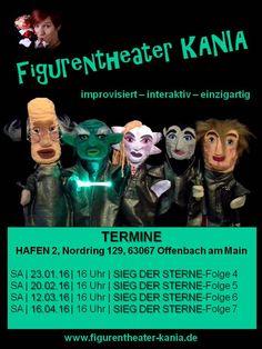 HAFEN 2 in Offenbach  Frühjahr 2016