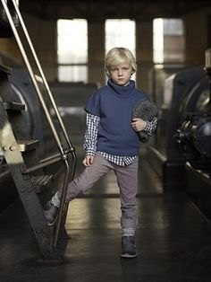 Photo by Anders Hald for Junior Magazine. Links to a post about leading photographers in children's fashion.