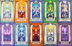 elementalist lux loading cards by kyomon