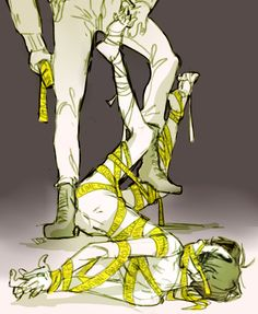 Killing Stalking - Oh Sangwoo And Yoon Bum - I do not own this image. All credit goes to the respective owners.