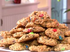 Monster Cookies Recipe : Paula Deen --these are my husbands favorite