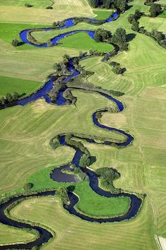 River Vils, Bavaria, Germany by Klaus Leidorf