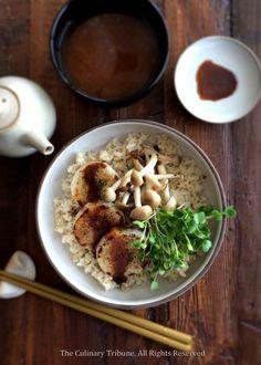 Nagaimo Steaks and Rice