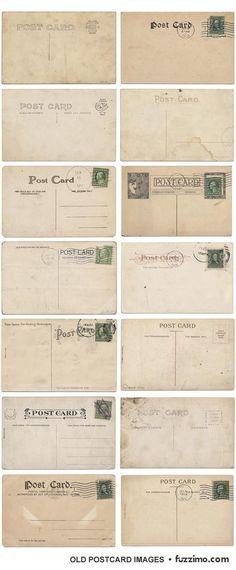 postcard printables