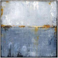ANTJE HETTNER* Bild ORIGINAL Kunst GEMÄLDE Leinwand MALEREI abstrakt XXL Acryl in Antiquitäten & Kunst, Malerei, Zeitgenössische Malerei | eBay! #abstractart