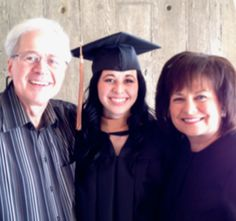 Wayne, Michelle, Kathy.