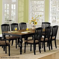 Carrolton 7 Piece Dining Set