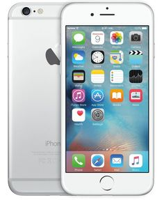 Amazon.com: Apple iPhone 6 Plus 16GB Unlocked Smartphone - Silver (Certified Refurbished): Cell Phones & Accessories