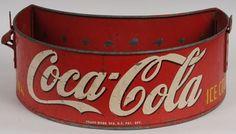1940'S COCA-COLA STADIUM VENDOR