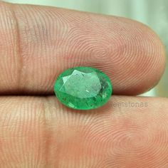 1.85 Cts. Awesome High Quality Natural Zambian by AceGemstones