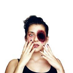 Ouch  #sfx #fx #makeup # halloween