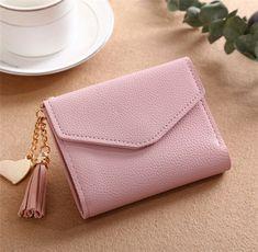 Coin Purse Wallet, Card Wallet, Wallet Sale, Coin Card, Pochette Rose, Cute Wallets, Gland, Fabric Purses, Fabric Handbags