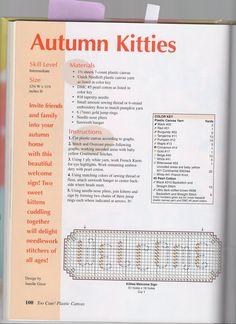 Autumn Kitties 1/2