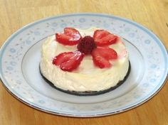 Keto-Perfect Cheesecake #ketogenic #recipes #dessert