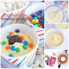 Delicious #homemade #pudding #recipe - click the link in our profile to see it. #HorizonRecipe #cute #food #party #DIY #creative #foodporn #foodie #nomnom #yummy #baking #instafood #delicious #eat #foodpic #cooking #recipe #recipes #abmlifeiscolorful #abmlifeisbeautiful #dessert by spaceshipsandlaserbeams