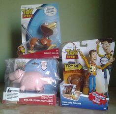 Slinky, Hamm & Woody : colección mediana