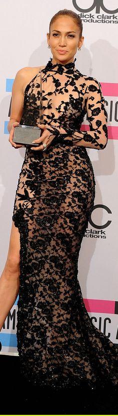 Red Carpet fashion dress #nude #black