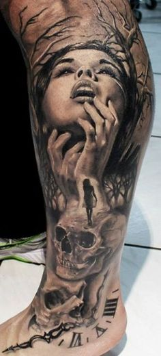 Leg Tattoos | Tattoo Insider