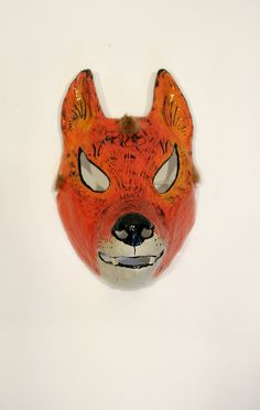 great masks by  Yevgeniya Kilupe with an even better story: http://vimeo.com/32388899