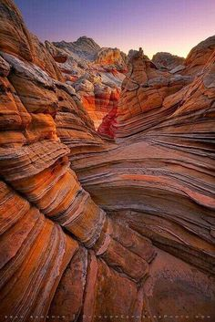 # Beauty Of NatuRe # Painted Desert , Arizona