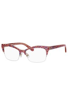 Square%0ALike a party for your face, these sparkly Kate Spade cat-eyes will brighten your mood every day.
