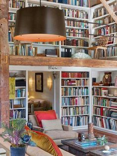 Gorgeous books, library, read, reading