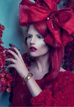 Beautiful - red hair
