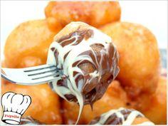 ΛΟΥΚΟΥΜΑΔΕΣ ΕΞΠΡΕΣ ΤΗΣ ΠΕΘΕΡΑΣ!!! | Νόστιμες Συνταγές της Γωγώς