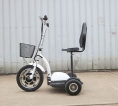 explore scooter  roues