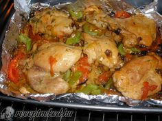 Érdekel a receptje? Kattints a képre! Küldte: Kalla58 Chicken Recipes, Dinner Recipes, Turkey, Cooking Recipes, Bors, Facebook, Tv, Recipies, Turkey Country