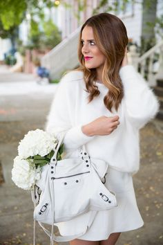 All White - Gal Meets Glam