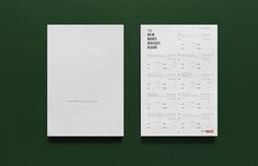 The Newman's - Eat, Dine & Whisky on Behance