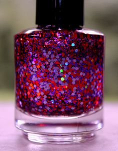 Love Spell handmade custom nail polish Glimmer By Erica