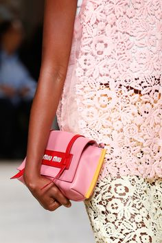 Miu Miu Spring 2018 Ready-to-Wear Accessories Photos - Vogue