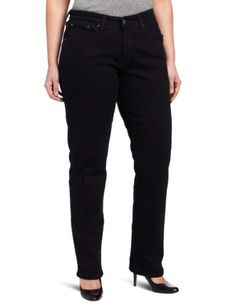 a8da984525f Levis Womens PlusSize 512 Perfectly Shaping Skinny Jean Smooth Black 18 Plus      Check this awesome product by going to the link at the image.