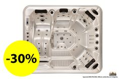 SPECIAL HOT TUB: HOT TUB BL-829  The BL-829 is the spa with the most standard features: unique! Up to 18 August this amazing model will be yours with a 30% discount!   http://www.beauty-luxury.com/en/hot-tub-spa-bl829-p-31.html