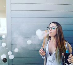 Check out blowing some vape bubbles Vape Pictures, Cardiac Event, Smoking Causes, People Smoking, Light Cakes, Cherry Candy, Vape Tricks, Girl Smoking, Photos
