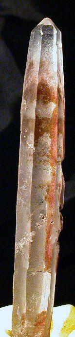 Lemurian seed needle crystal  Diamontina crystal
