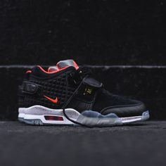 Nike Air Cruz QS. Available at Kith Manhattan and Kith Brooklyn or by email order (include shoe name size color name and phone in email to manhattan@kithnyc.com or brooklyn@kithnyc.com). $145 USD. by kith