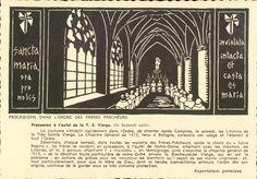procession dominicaine