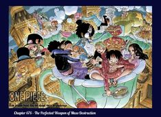 Read manga One Piece 676 online in high quality