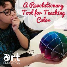 A Revolutionary Tool for Teaching Color