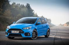 2016 Ford Focus RS 2.3L Turbo Charged 350 HP AWD