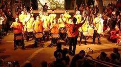 Fills de la Flama 1er premi 9è Concurs Percussió