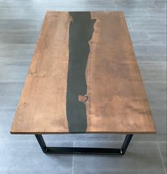 Resin Table, Dining Table, Woodworking, Rustic, Handmade, Furniture, Home Decor, Country Primitive, Hand Made