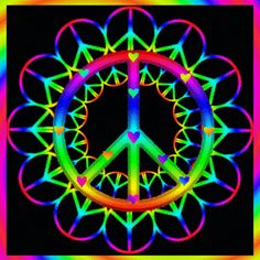 Image result for  crisp bright glow rainbow colors
