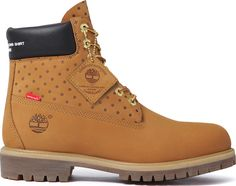 Timberland Mens 6 Inch Boots Wheat and Black with Breather Dots,timberland shoes christmas gifts,New Timberland Boots,timberland boots waterproof,timberland boots style,timberland boots wheat