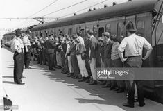 Skinheads arriving at Southend Victoria railway station are lined up. News Photo Skinhead Boots, Skinhead Fashion, Childhood Images, Leigh On Sea, Skin Head, Youth Culture, British History, Local History, Post Punk