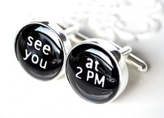 very awesome cuff links!